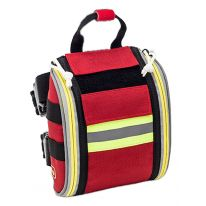 FAST'S Oberschenkel-Tasche, rot