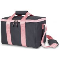 MULTY'S Multifunktionstasche, grau/rosé