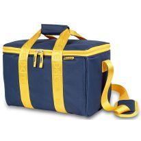 MULTY'S Multifunktionstasche, blau-gelb