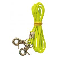Elastic cord for use with TEE-UU holsters and rope bags